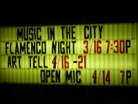 2012 - 'Music in the City'