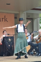 2013 - 'Mondays in the Park'